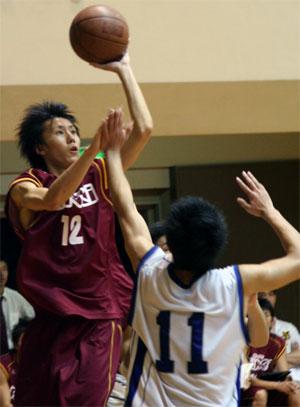 高商OB #12 水戸健史さん (近畿大3年)