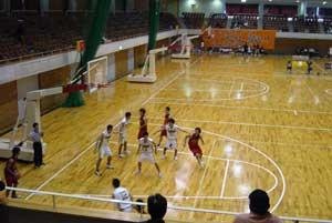 黒部市総合体育館
