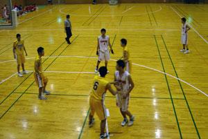上市町体育館