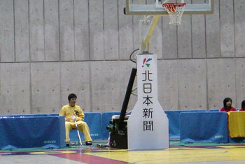 富山グラウジーズ vs 仙台89ERS