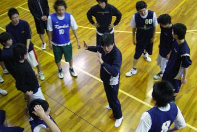 富山大学 vs 金沢工業大学戦