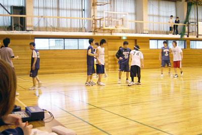 富山大学 vs 金沢大学戦