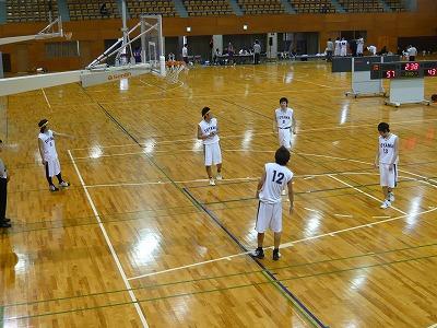 富山大学 vs 泊クラブ戦