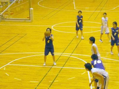高岡第一vs龍谷富山