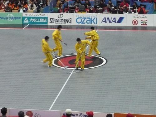 富山グラウジーズ × 新潟アルビレックスBB戦