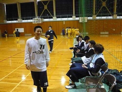 富山大学 × 高岡商業戦