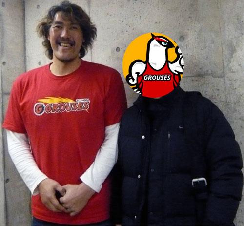 富山グラウジーズ × 仙台89ERS戦