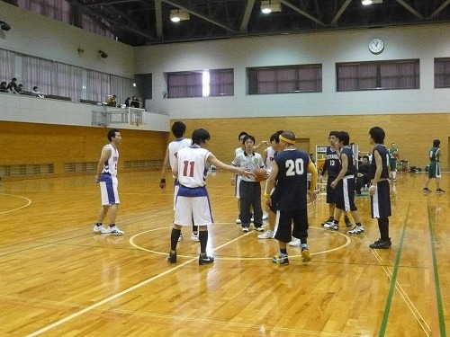 富山大学 × 篭巧会戦